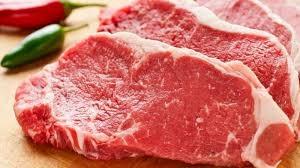 Thịt ba chỉ bò